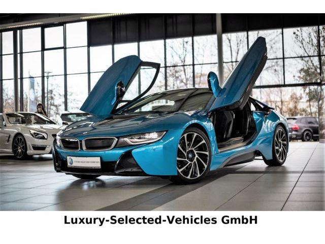 BMW i8 Pure Impulse LED Harman Kardon Head NP 148T €