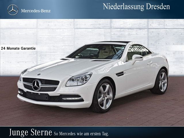 mercedes benz slk 200 2013 gebraucht kaufen. Black Bedroom Furniture Sets. Home Design Ideas