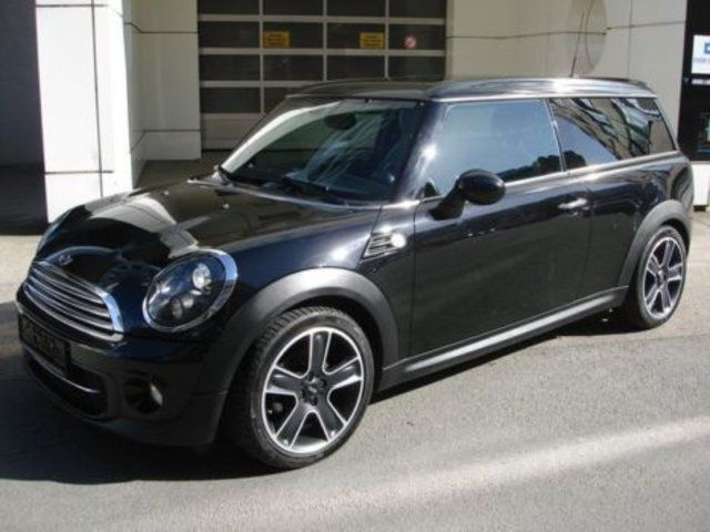 mini cooper d clubman gebraucht kaufen. Black Bedroom Furniture Sets. Home Design Ideas