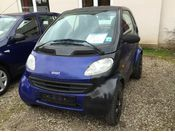 Smart ForTwo 33 kW (45 PS), Heckantrieb