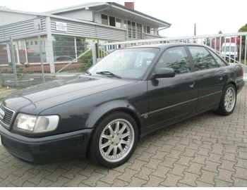 Audi 100 S4   LIMO  KLIMAAUT-SCHIEBEDACH