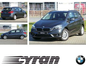 BMW 220 Active Tourer Navi Plus Autom. Panodach HUD