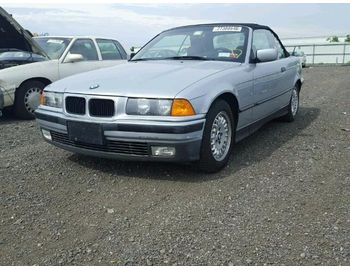 BMW 325 iC #ca 60000 km Original Zustand #