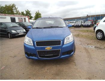 Chevrolet Aveo 1.2 Gas LS Euro 4 klima