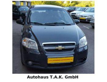 Chevrolet Aveo 1.4 16V LT**GAS_ANLAGE**