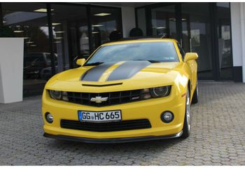 Chevrolet Camaro SS Coupe 6,2 LIter V8 *BUMBLEBEE*