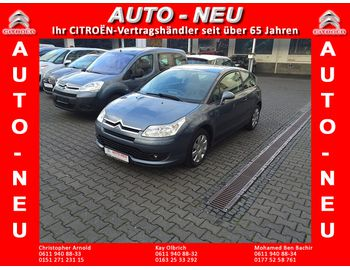 Citroen C4 Coupe 1.6 HDi FAP VTR Neue Kupplung