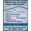 Zwicker & Kaiser Automobile in Bornheim