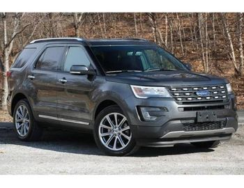 Ford Explorer Limited AWD Vollausstattung