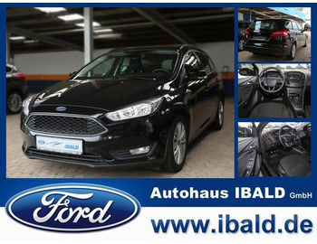 Ford Focus 1.5 TDCi Business Navigation Family-Paket
