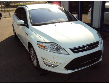 Ford Mondeo Turn.Business Edit.Xen Leder Shz Navi 17
