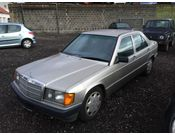 Mercedes-Benz 190 D 2.0 **Automatik** Euro 2