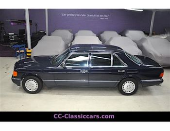 Mercedes-Benz 560 SEL, Leder, elekt. -Sitzverstellung, Memory