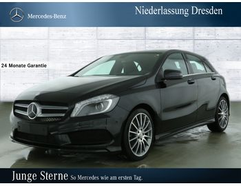 Mercedes-Benz A 220 CDI AMG-Line,Navi,7G-DCT,Bi-Xenon,Rüka