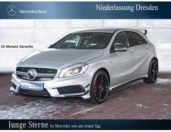 Mercedes-Benz A 45 AMG 4M DriversP,AMG-Excl,Heckfl,NP75TE