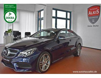 Mercedes-Benz E 200 Coupe+AMG-LINE+Navi+Leder+LED+Garantie