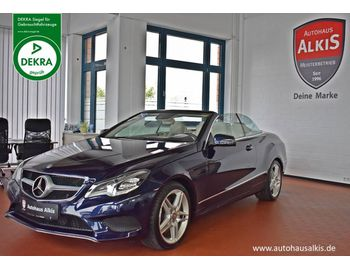 Mercedes-Benz E 250 Cabrio Avantgarde AMG+Sportpaket+Garantie