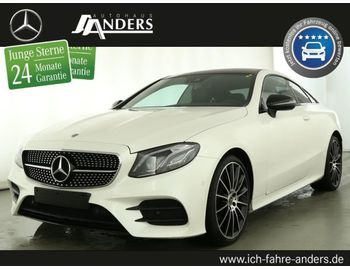 Mercedes-Benz E 300 Coupé AMG Widescre., Multi., Pano., 20