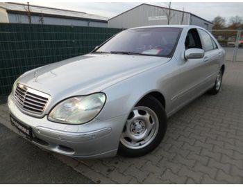 Mercedes-Benz S 400 CDI 2.HD-Leder-Navi-Xenon-SHZ-Softclose