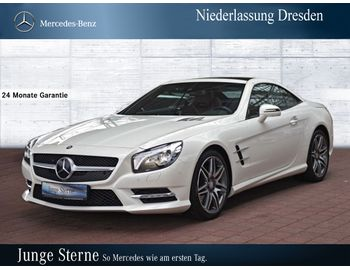 Mercedes-Benz SL 500 AMG,MagicSky,Keyless,Distro,Handsfree