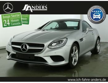 Mercedes-Benz SLC 200 Roadster Navi, Spiegel-P., Airscarf, SHZ