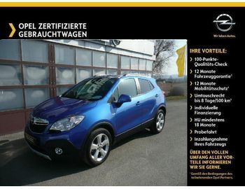 Opel Mokka 1.7CDTI Edition eco 4x4