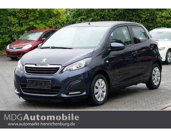 Peugeot 108 Active 1.0 VTi Klima Bluetooth Freisprech