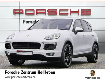 porsche cayenne wei gebraucht kaufen. Black Bedroom Furniture Sets. Home Design Ideas