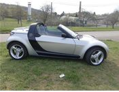 Smart roadster roadster-coupe softtouch 2-Hand