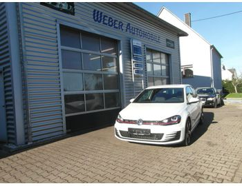 VW Golf GTI BlueMotion  Navi  Xenon  Winterreifen