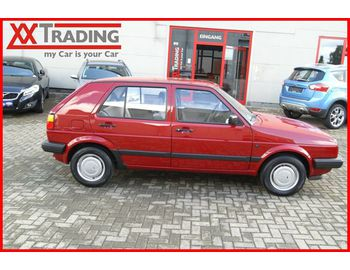 VW Golf II aus erster Hand, original km!!! CL