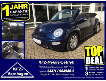 VW New Beetle Cabriolet 2.0 Highline