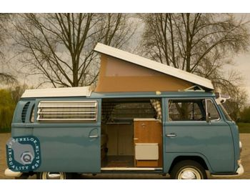 VW T2 A, Westfalia, Wohnwagen, T2A Camper, T2 Bus, B